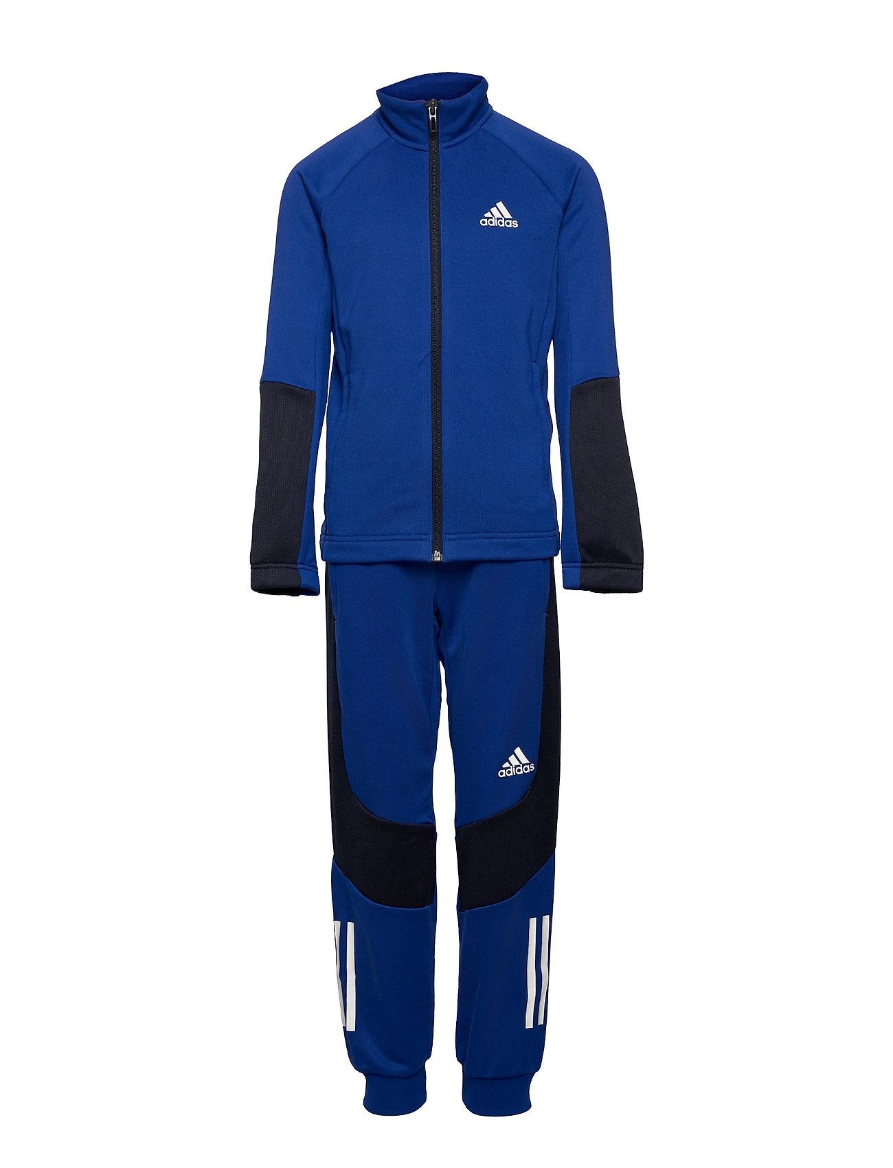 Xfg Aeroready Track Suit Tracksuit Blå Adidas Performance