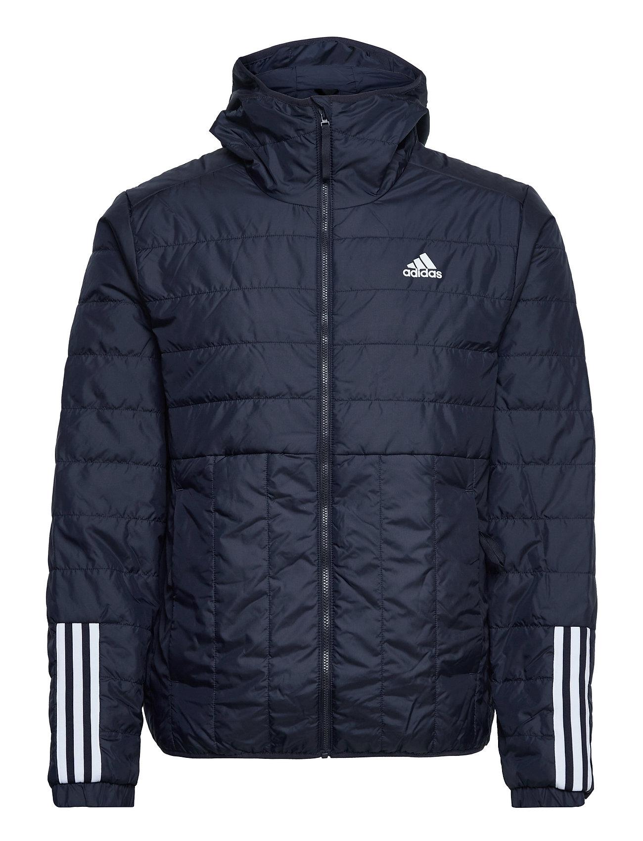 Itavic 3-Stripes Light Hooded Jacket Outerwear Sport Jackets Blå Adidas Performance