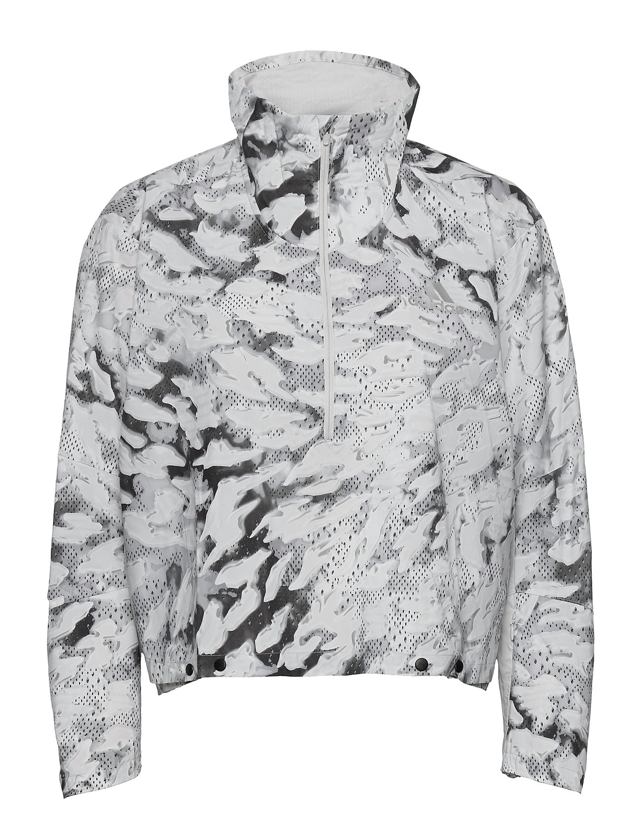 Fast Graphic Primeblue Jacket W Outerwear Sport Jackets Multi/mønstret Adidas Performance
