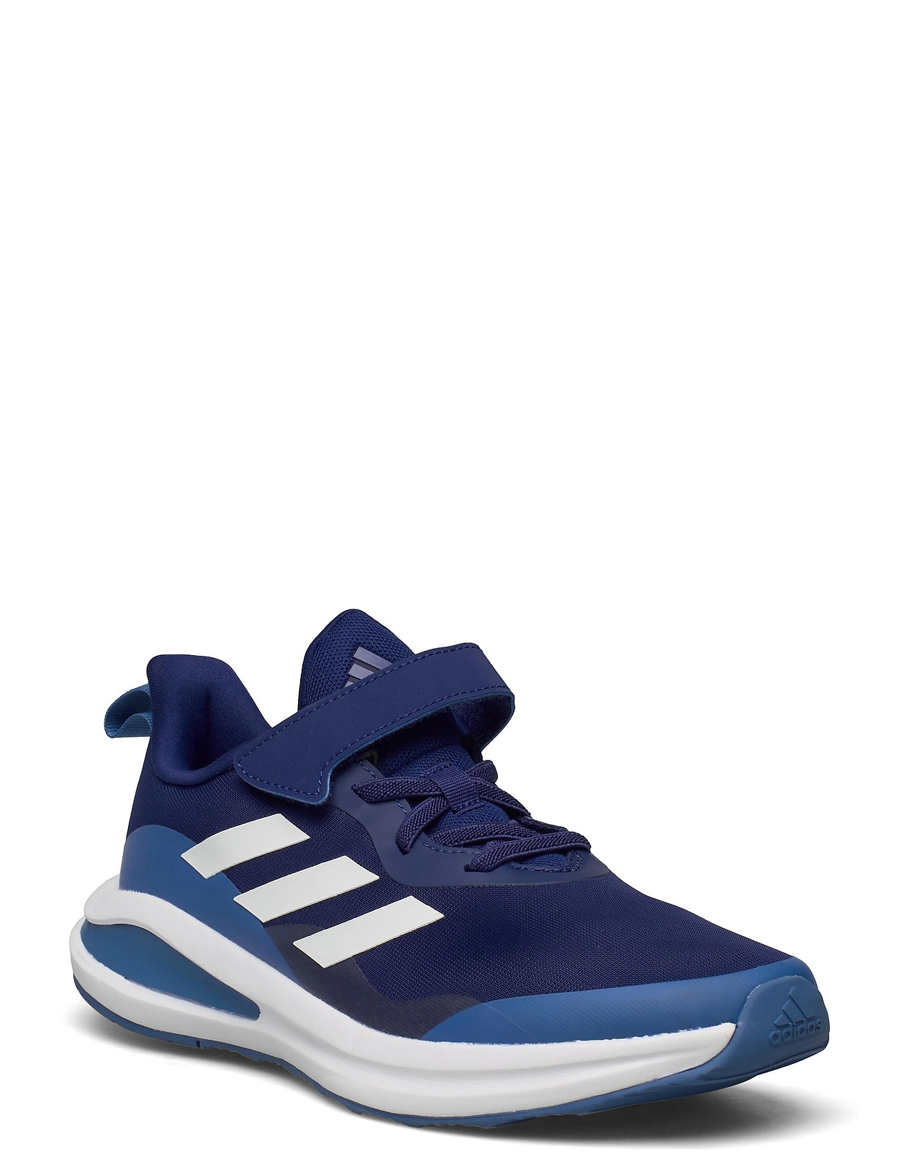 Fortarun Elastic Lace Top Strap Running Shoes Sports Shoes Running/training Shoes Blå Adidas Performance