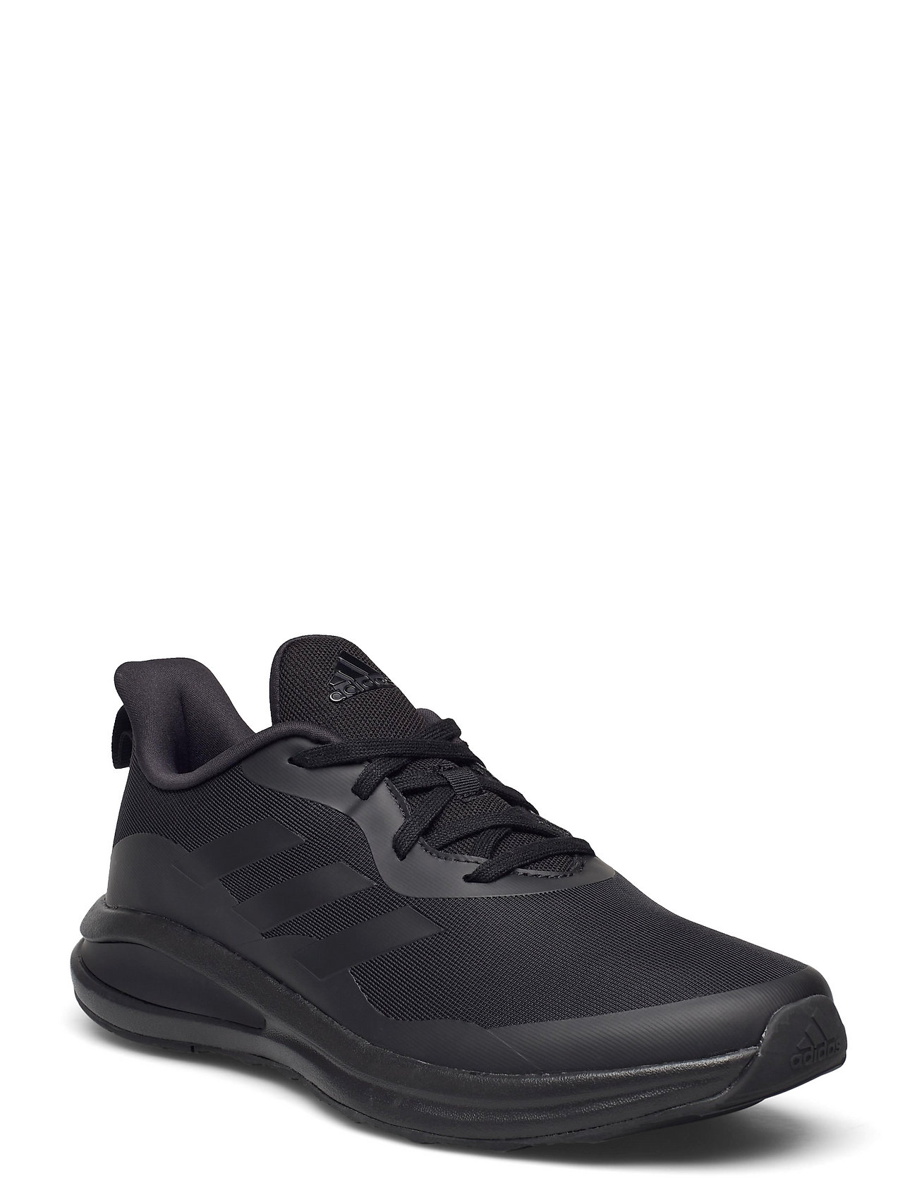 Fortarun Lace Running Shoes Sports Shoes Running/training Shoes Sort Adidas Performance