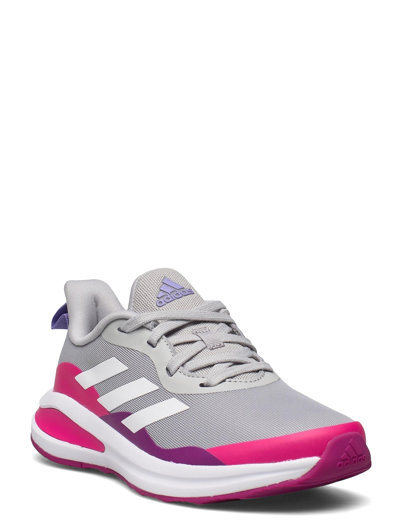 Fortarun Lace Running Shoes Sports Shoes Running/training Shoes Lyserød Adidas Performance