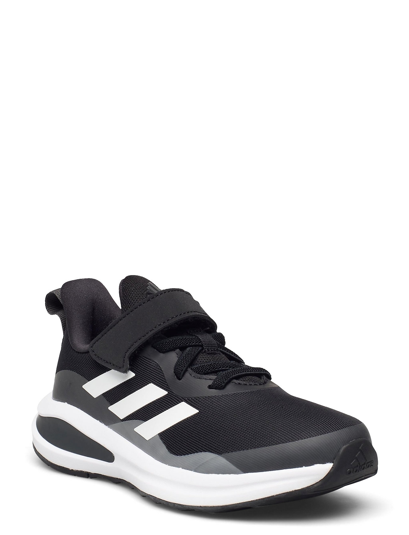 Fortarun Elastic Lace Top Strap Running Shoes Sports Shoes Running/training Shoes Sort Adidas Performance