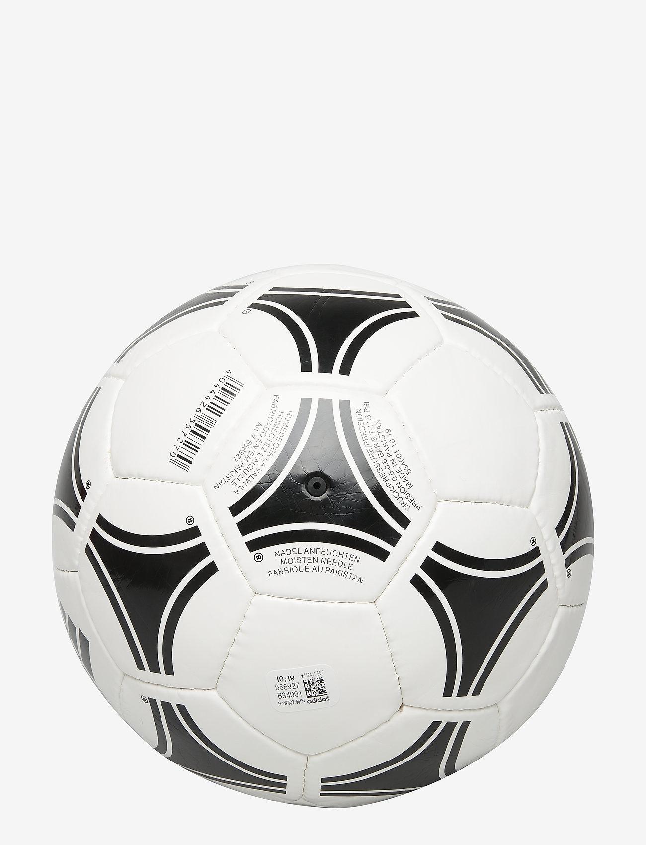 adidas Performance - Tango Rosario Ball - fotballutstyr - wht/black/black - 1