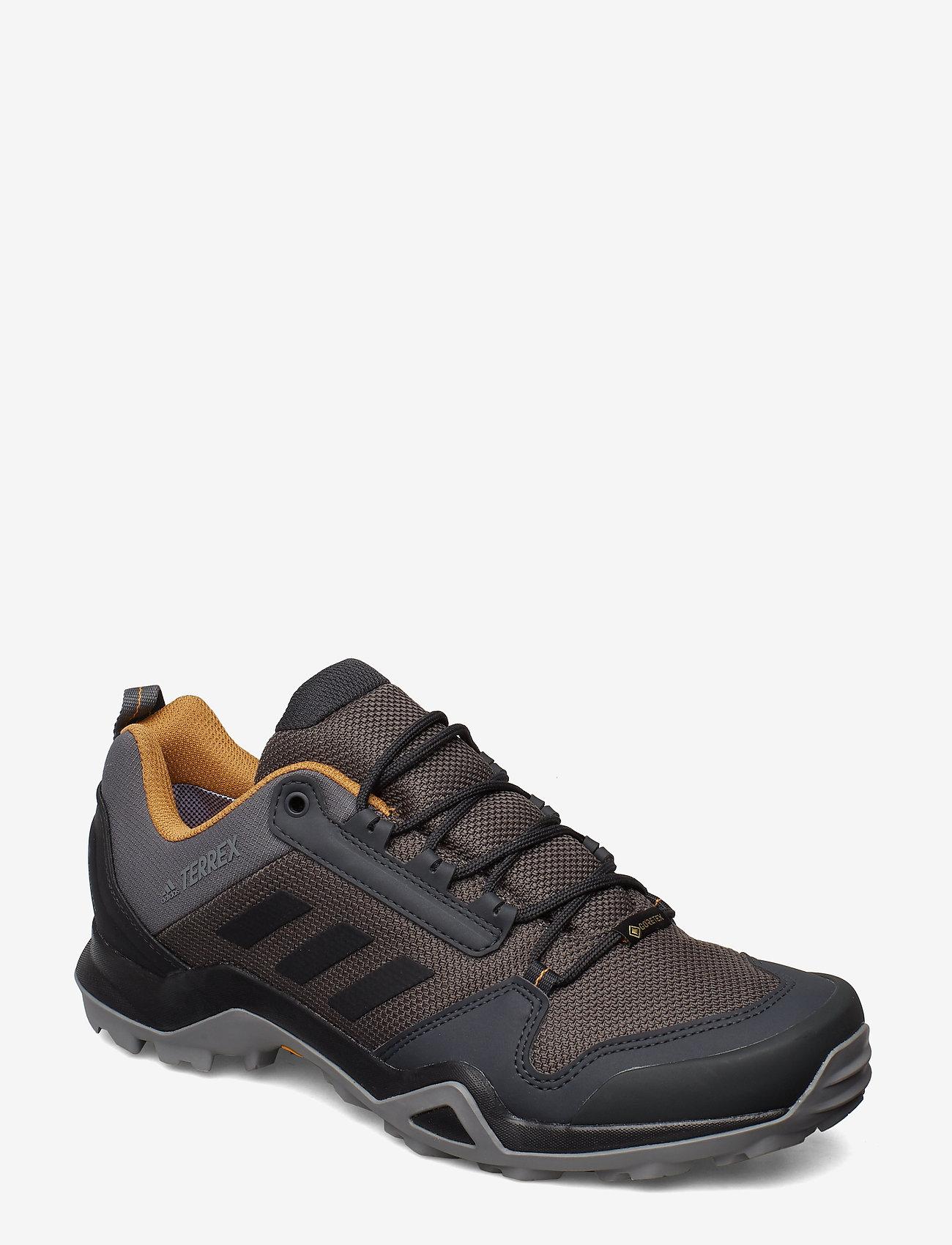 adidas Performance - TERREX AX3 GTX - löbesko - grefiv/cblack/mesa - 0