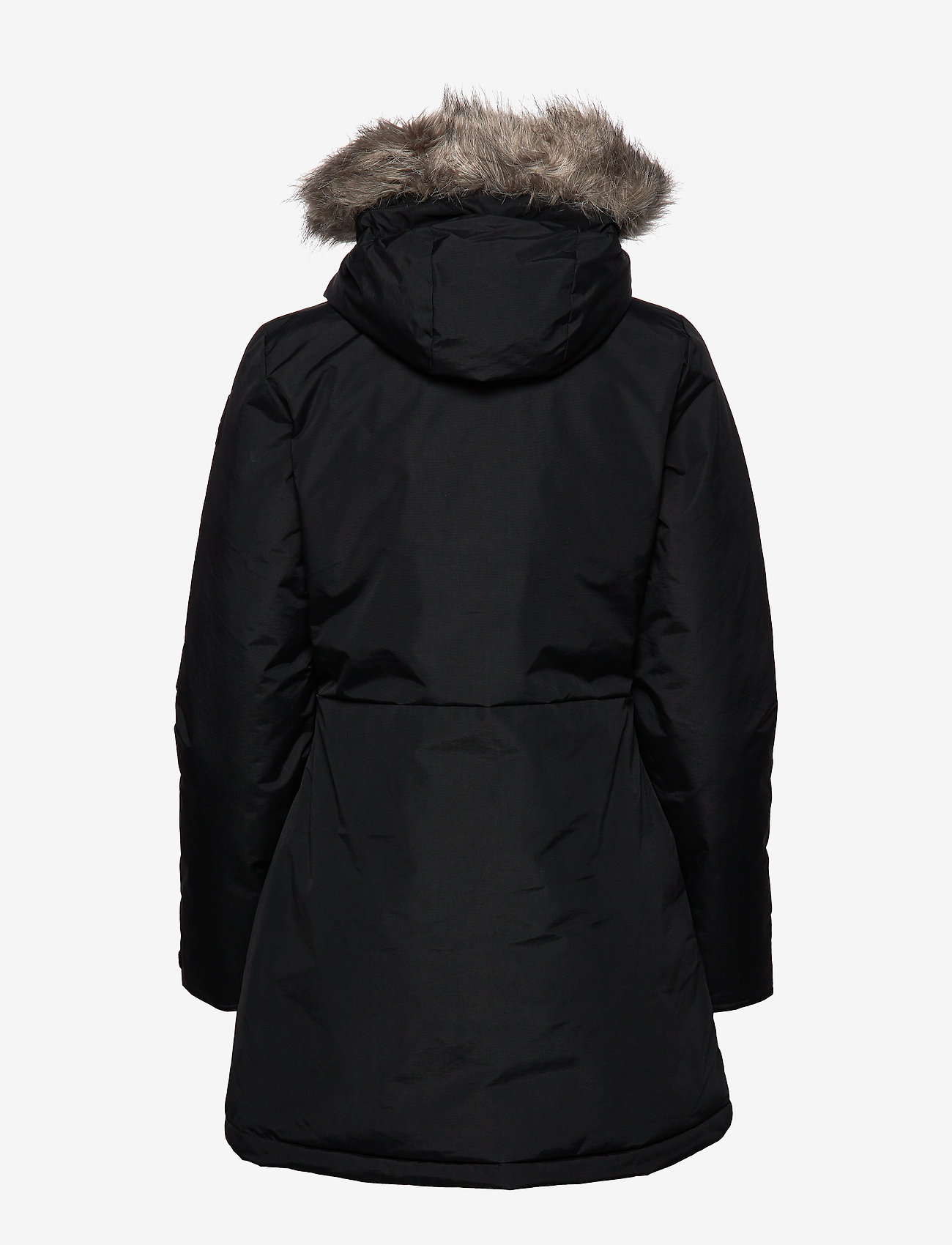 W Xploric Parka (Black) (1039.35 kr) - adidas Performance