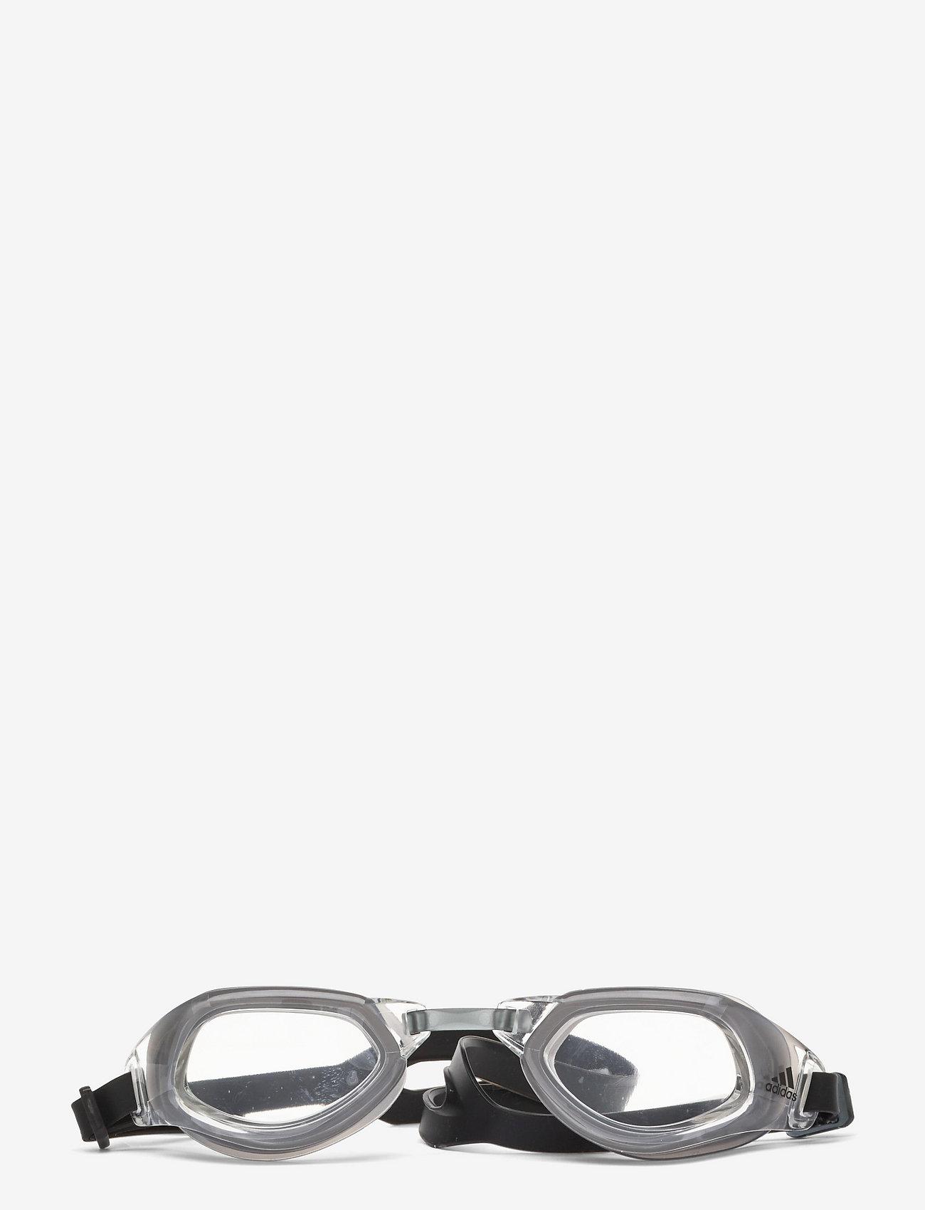 adidas Performance - persistar fit unmirrored swim goggle - svømmetilbehør - white/utiblk/utiblk - 0