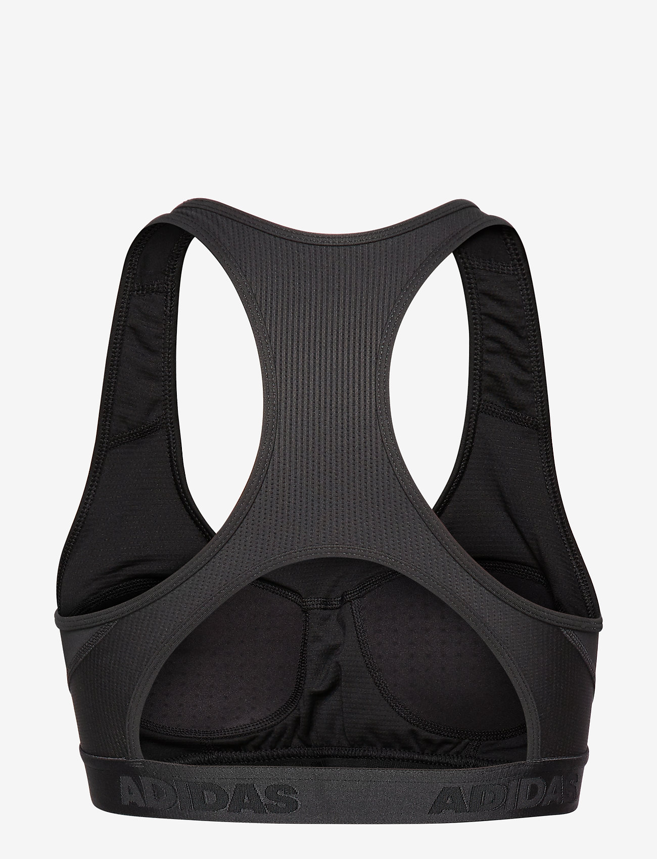 adidas Performance - DRST ASK SPR PD - sport bras: medium - black - 1