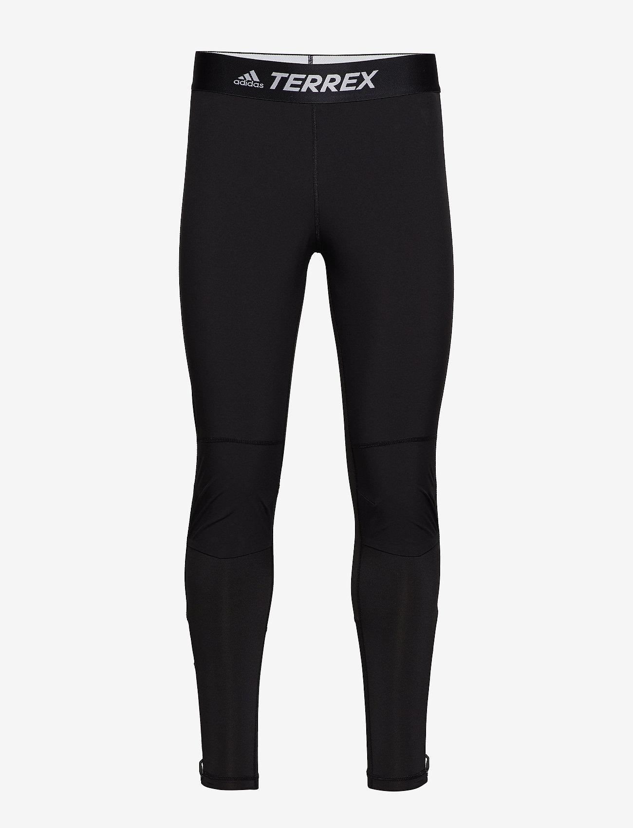 adidas Performance - Agravic tight - running & training tights - black - 0