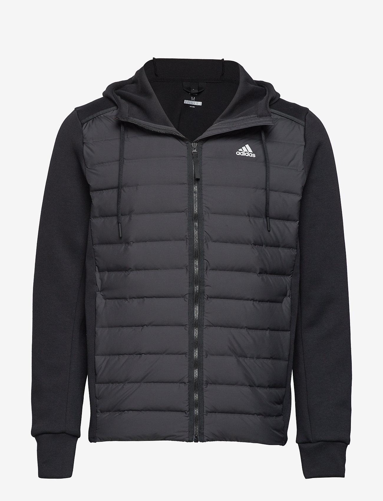 adidas Performance - VARILITE HYBRID - vestes d'extérieur et de pluie - black - 0