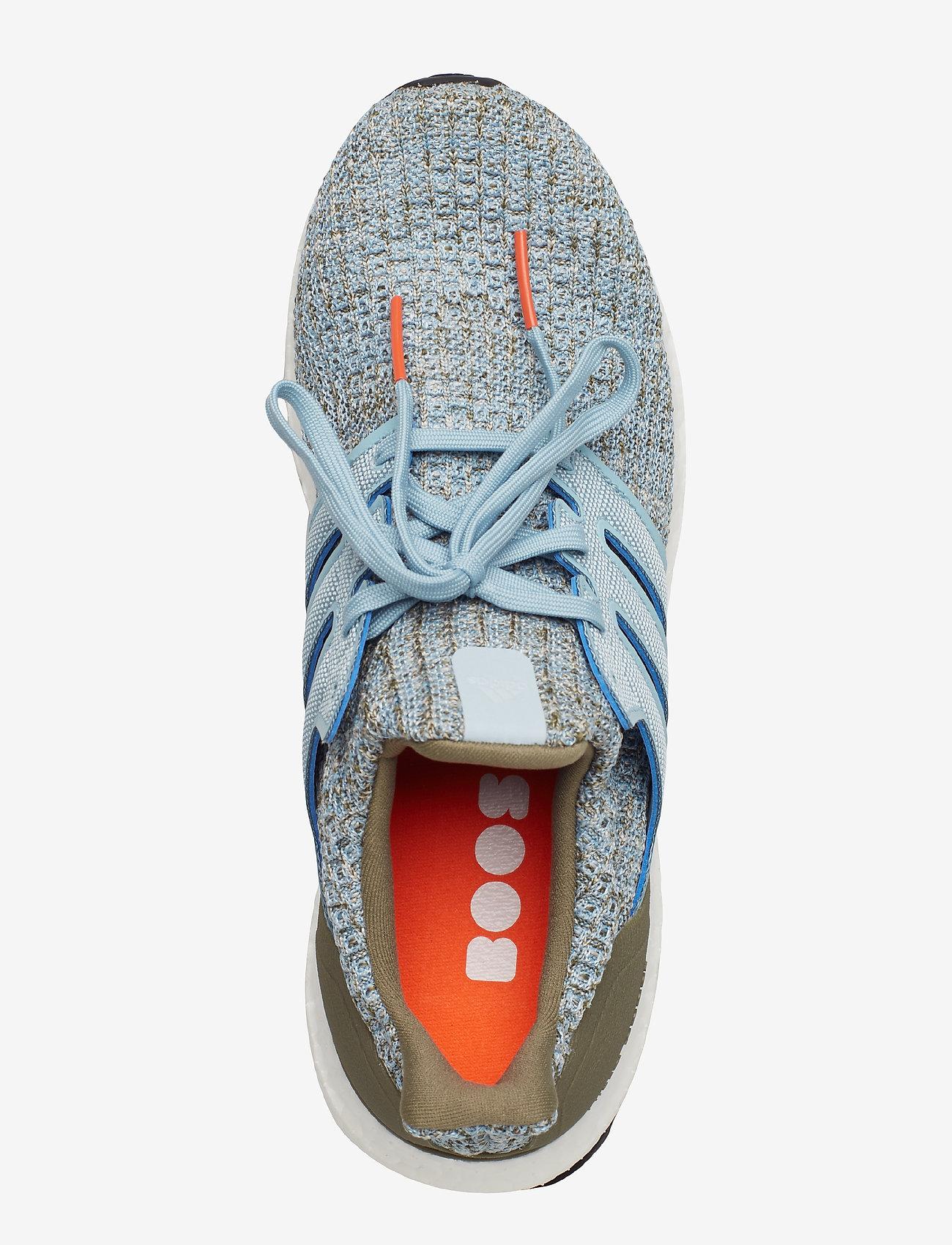 Ultraboost W (Rawwht/ashgre/rawkha) - adidas Performance