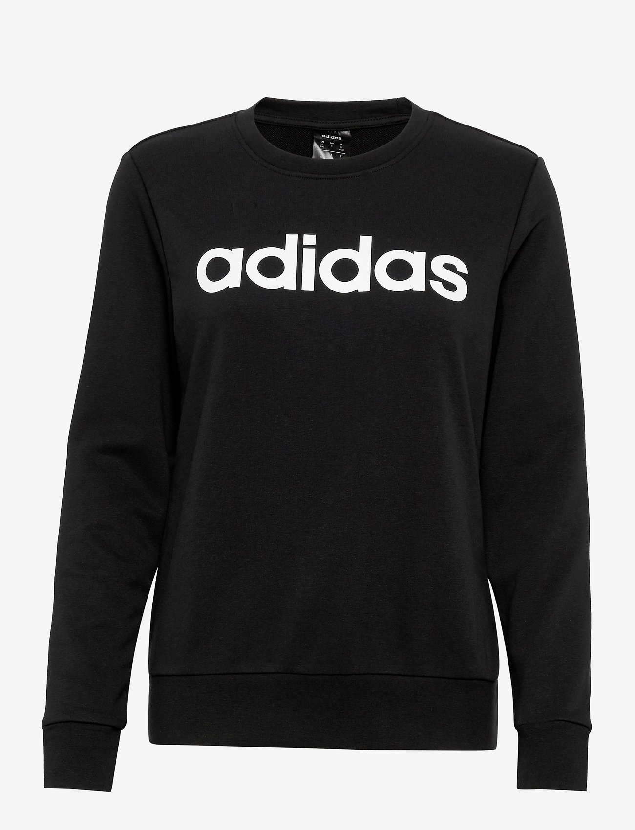 adidas Performance - W E LIN SWEAT - svetarit - black/white - 1