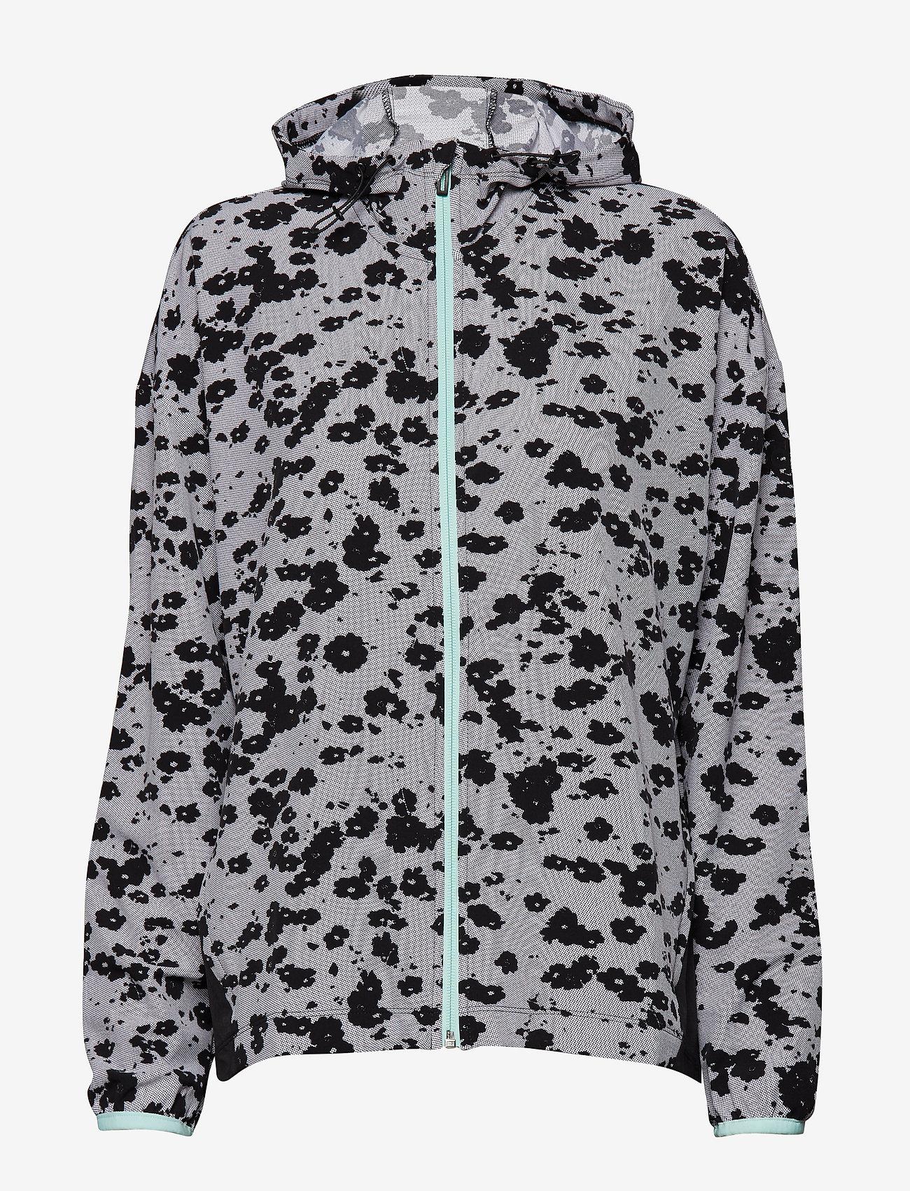 adidas Performance Wv Cover Up AI - Kurtki i Płaszcze BLACK - Kobiety Odzież.