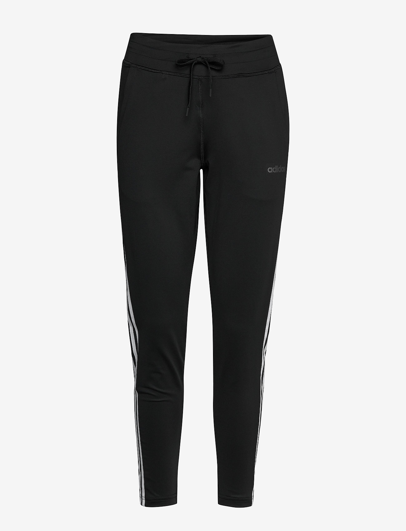 adidas Performance - Design 2 Move 3-Stripes Pants W - sportbroeken - black/white - 1