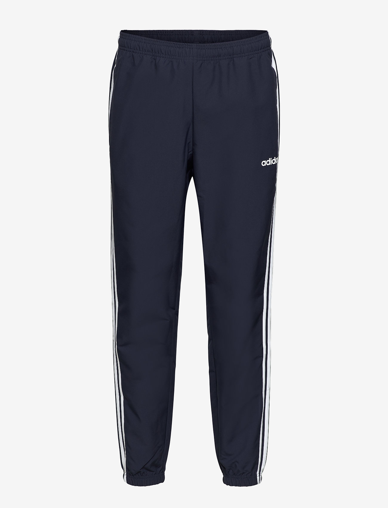 adidas Performance - Essentials 3-Stripes Wind Pants - treenihousut - legink/white - 0