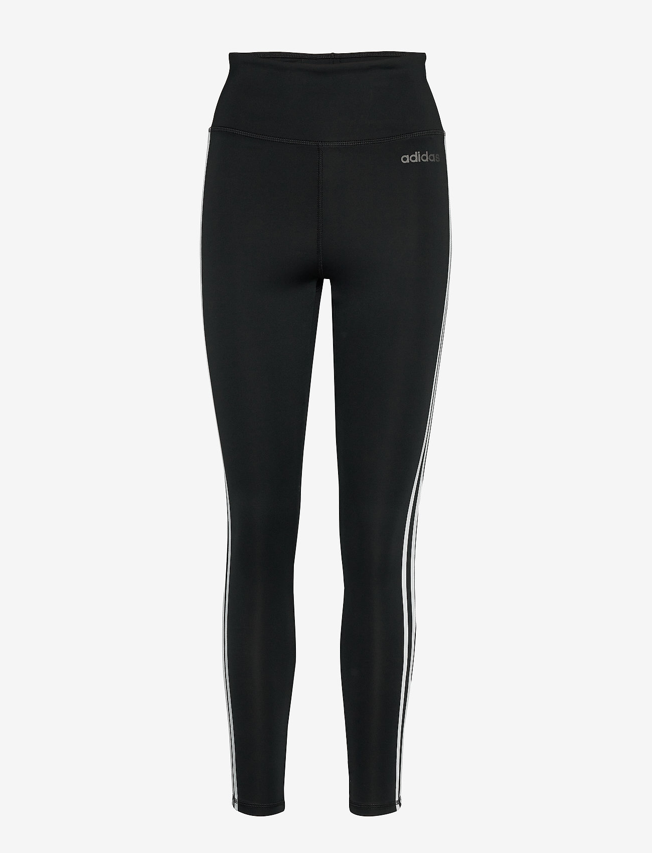 adidas Performance - W D2M 3S HR LT - leggings - black/white - 1