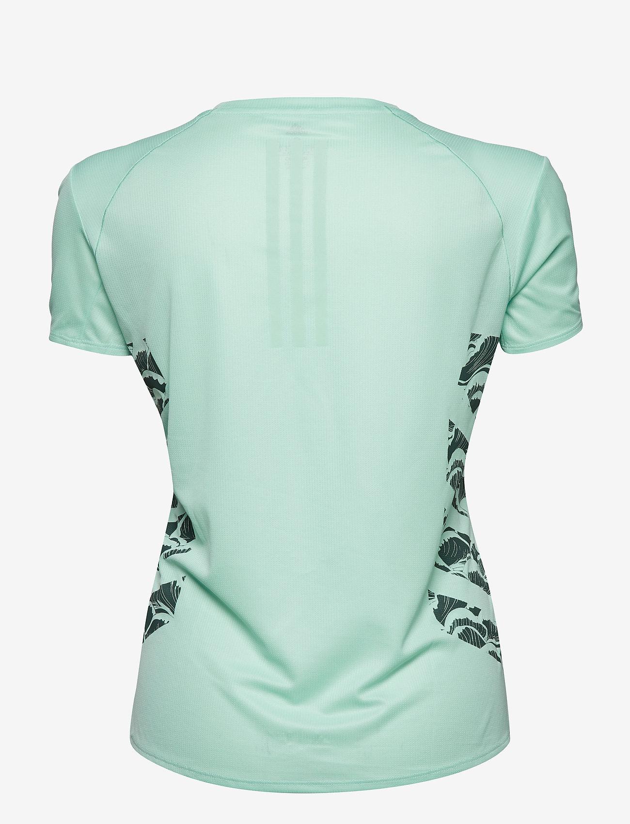 adidas Performance CRU TEE PARLEY - T-shirty i zopy CLEMIN - Kobiety Odzież.