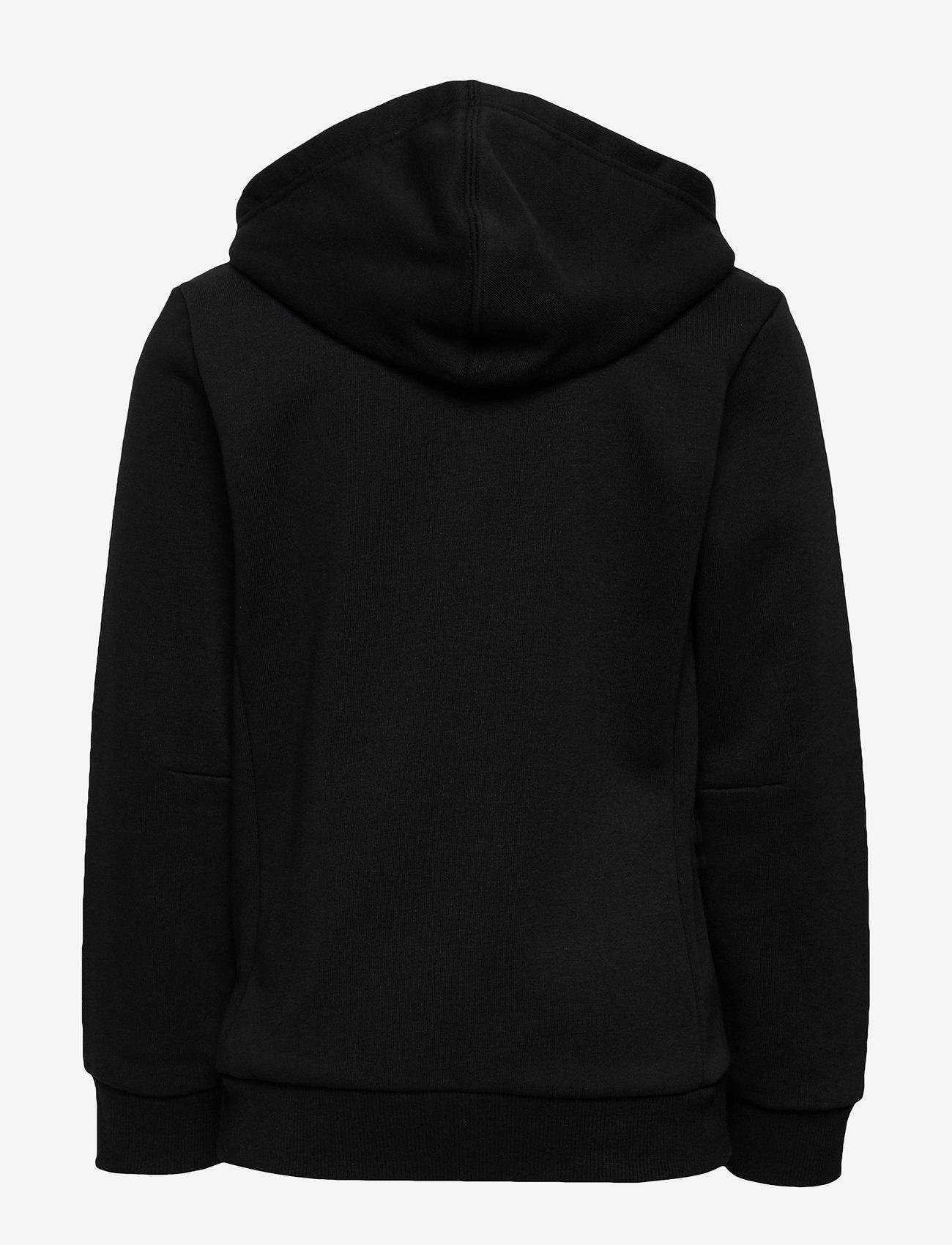 adidas Performance - YB MH BOS PO - kapuzenpullover - black/white - 1
