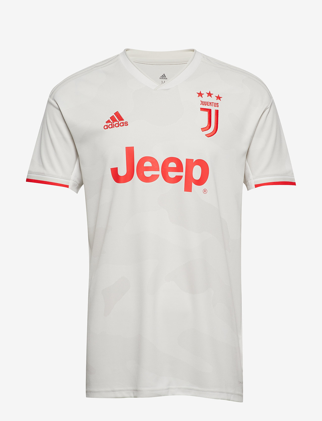 adidas Performance - JUVE A JSY - football shirts - cwhite/rawwht - 1