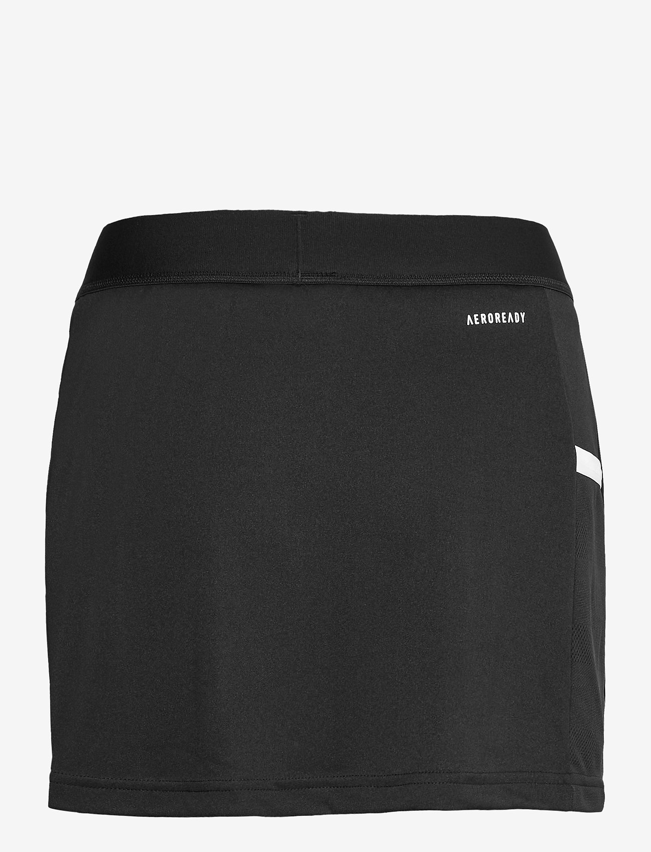 adidas Performance - Team 19 Skort W - træningsnederdele - black/white - 1