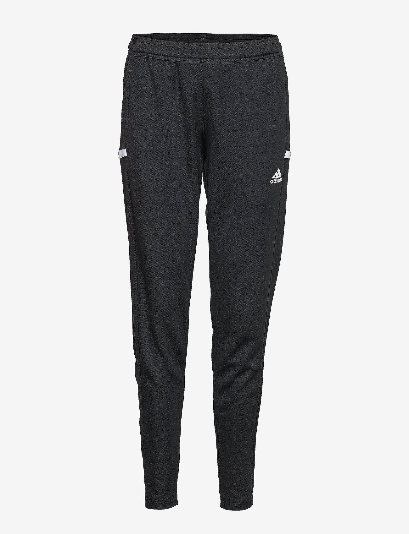 adidas Performance - Team 19 Track Pants W - sportbroek - black/white - 0