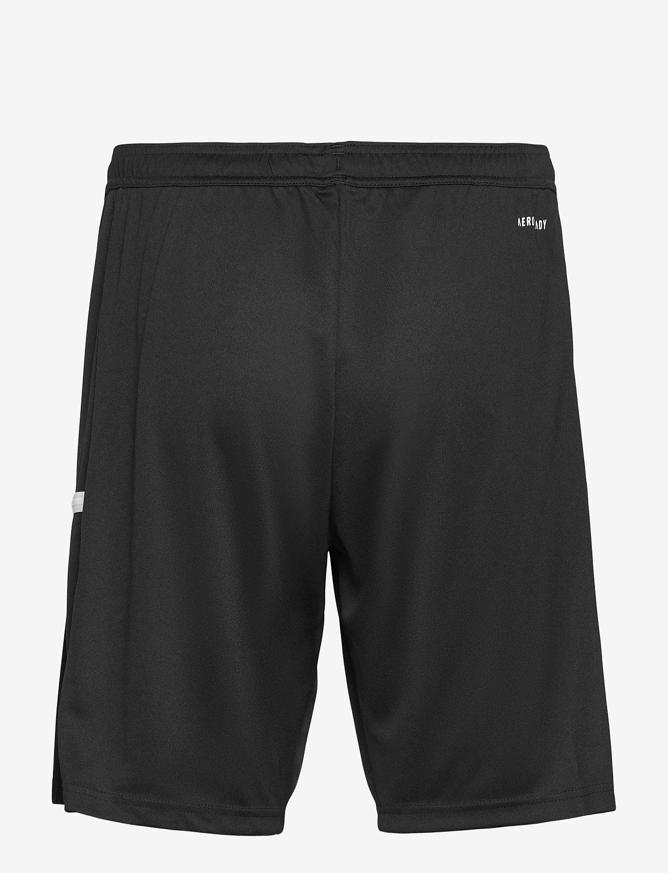 adidas Performance - Team 19 Shorts - treningsshorts - black/white - 1