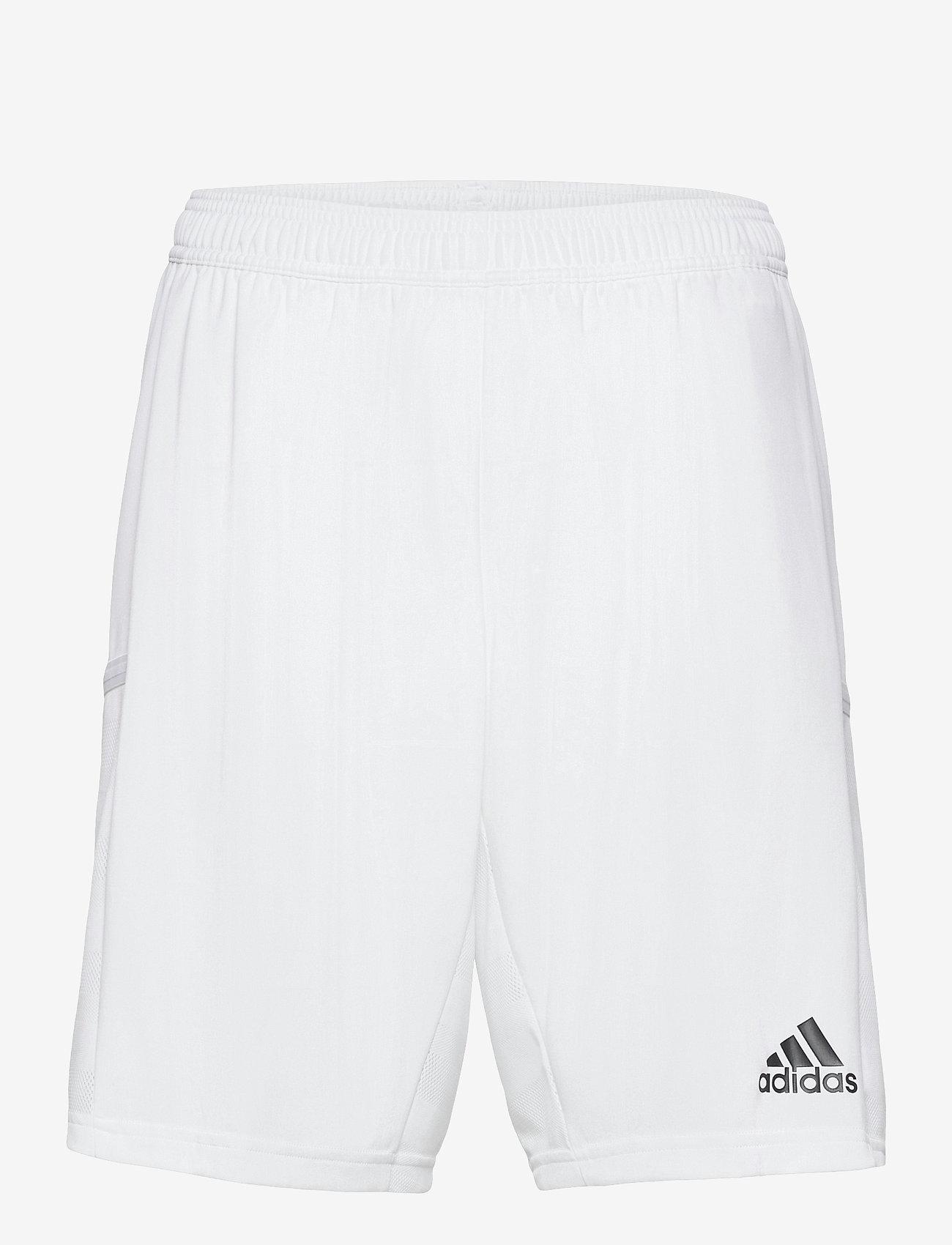 adidas Performance - Team 19 Shorts - treningsshorts - white - 0