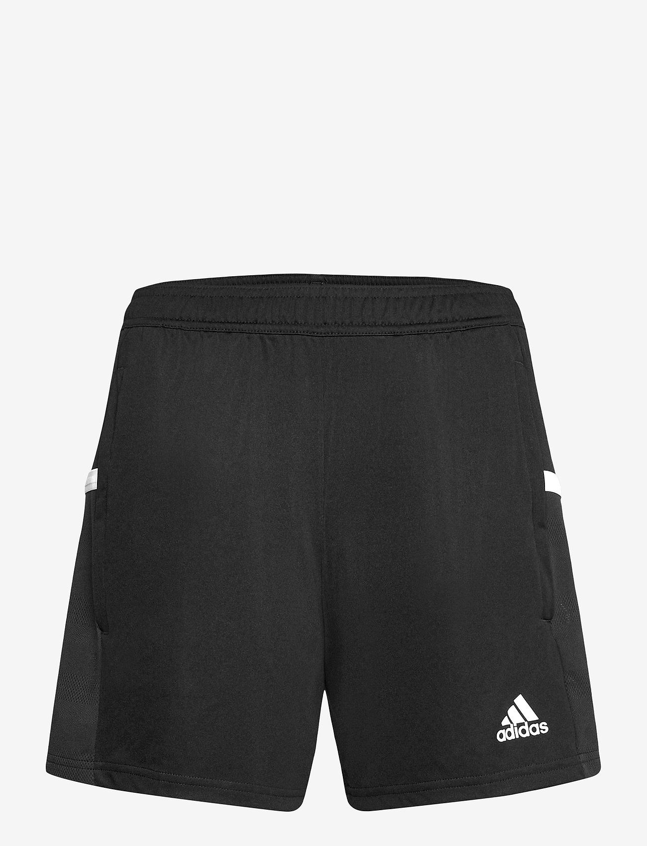adidas Performance - Team 19 3-Pocket Shorts W - training korte broek - black/white - 0