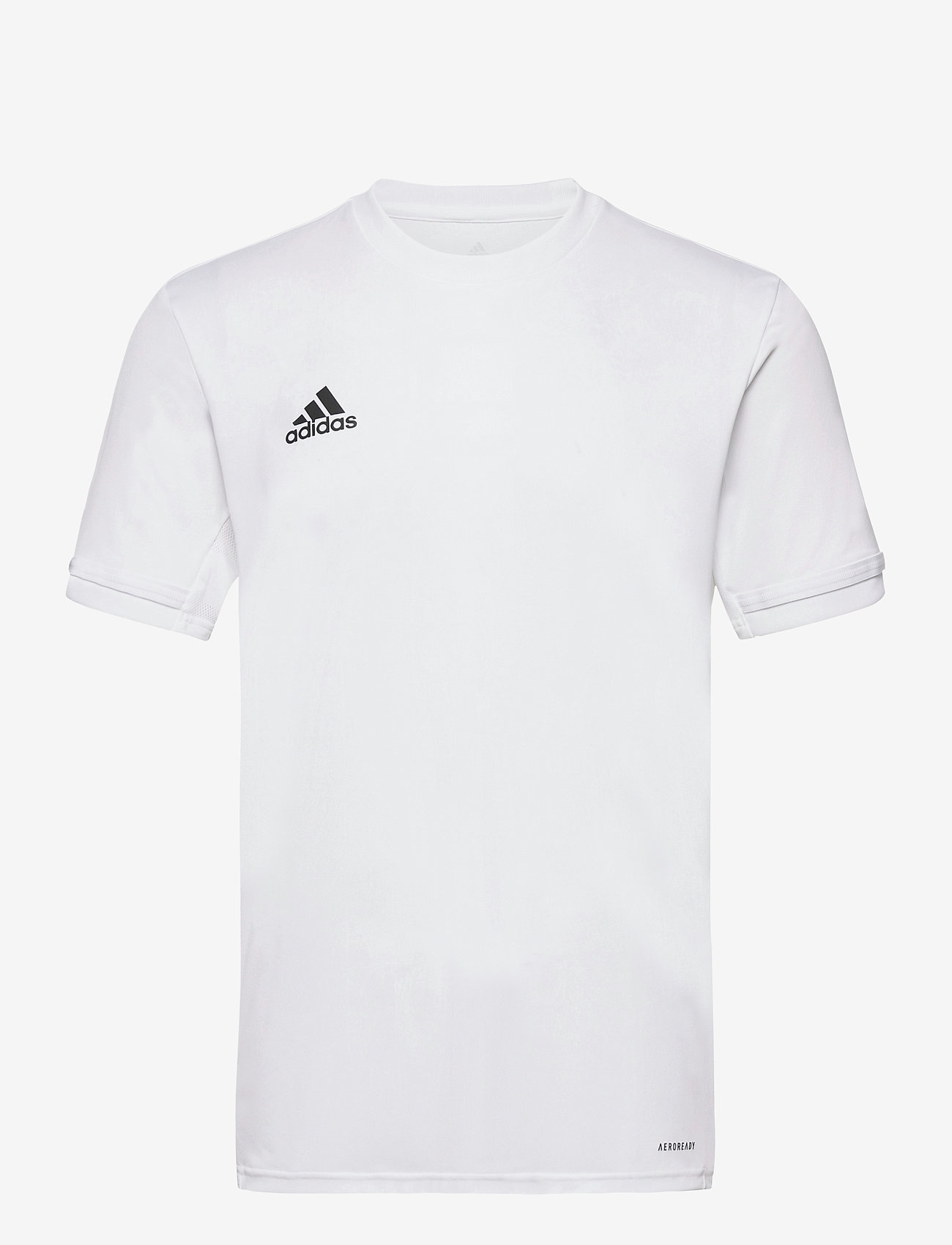 adidas Performance - Team 19 Short Sleeve Jersey - football shirts - white - 0