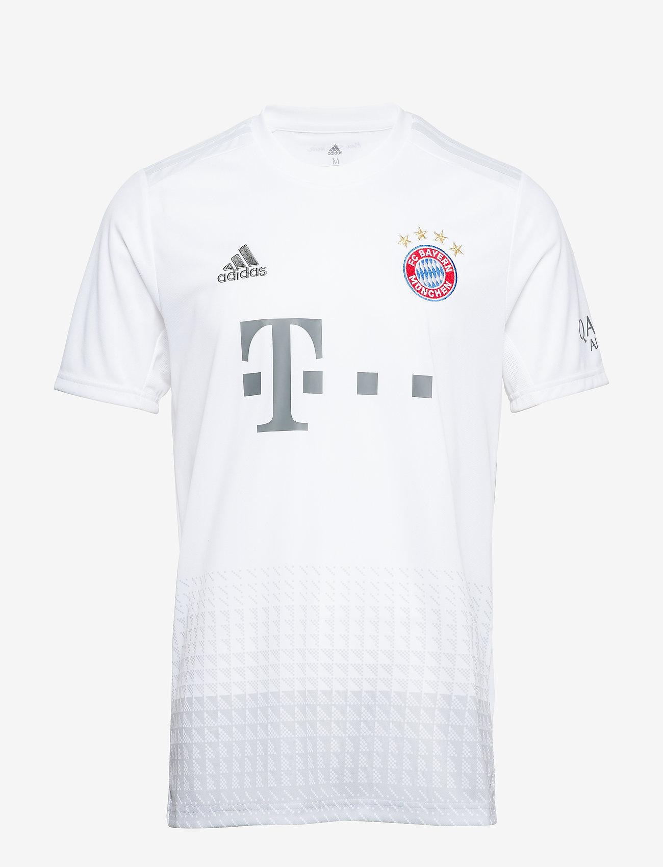 adidas Performance - FCB A JSY - football shirts - white - 0