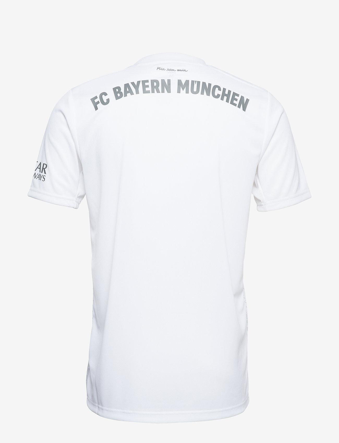 adidas Performance - FCB A JSY - football shirts - white - 1