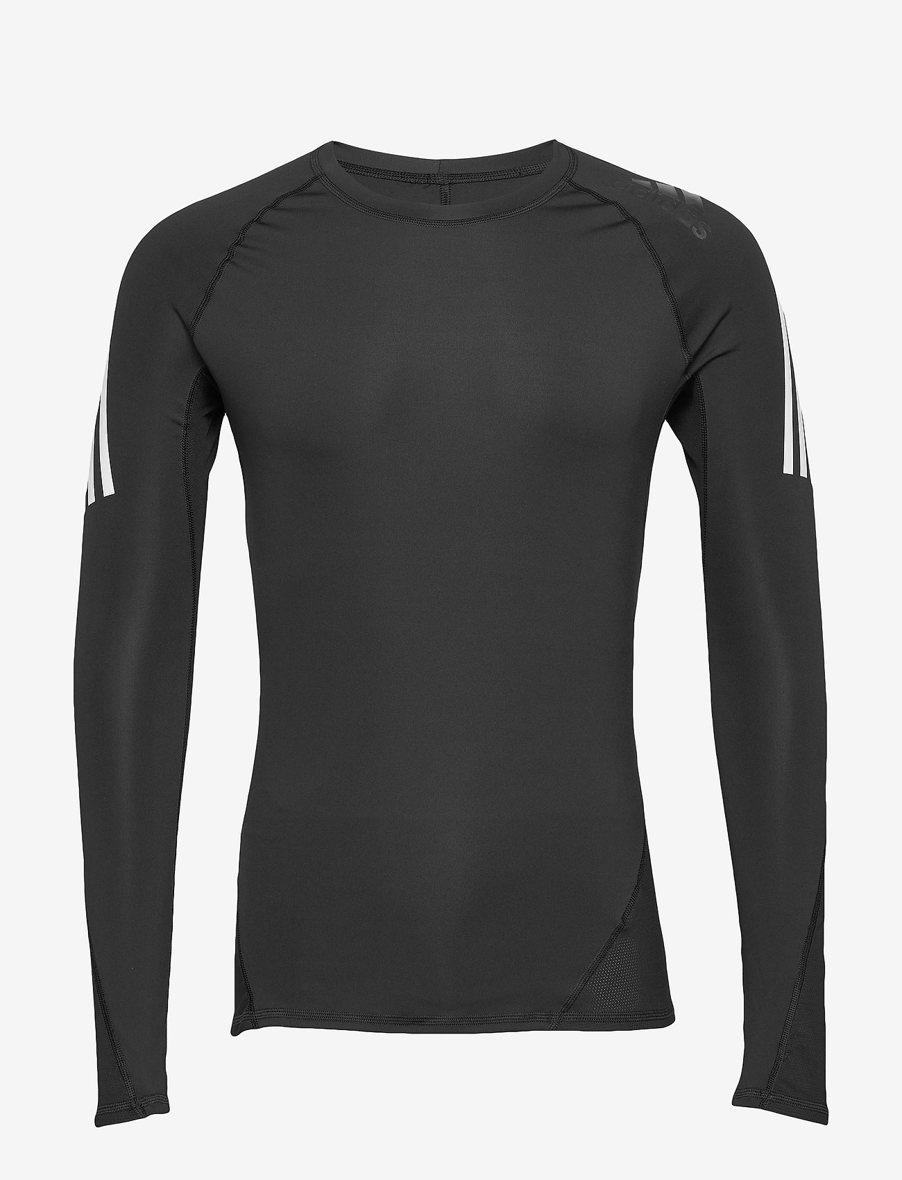adidas Performance - ASK SPR LS 3S - langarmshirts - black - 1