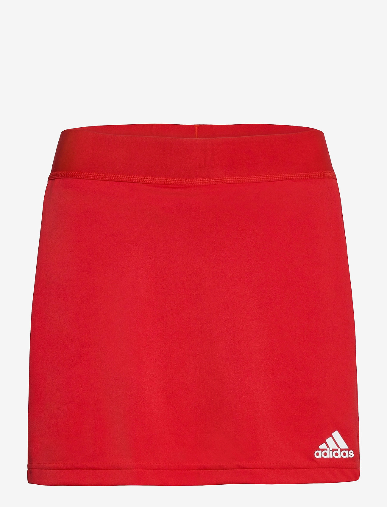 adidas Performance - Team 19 Skort W - rokjes - powred/white - 0