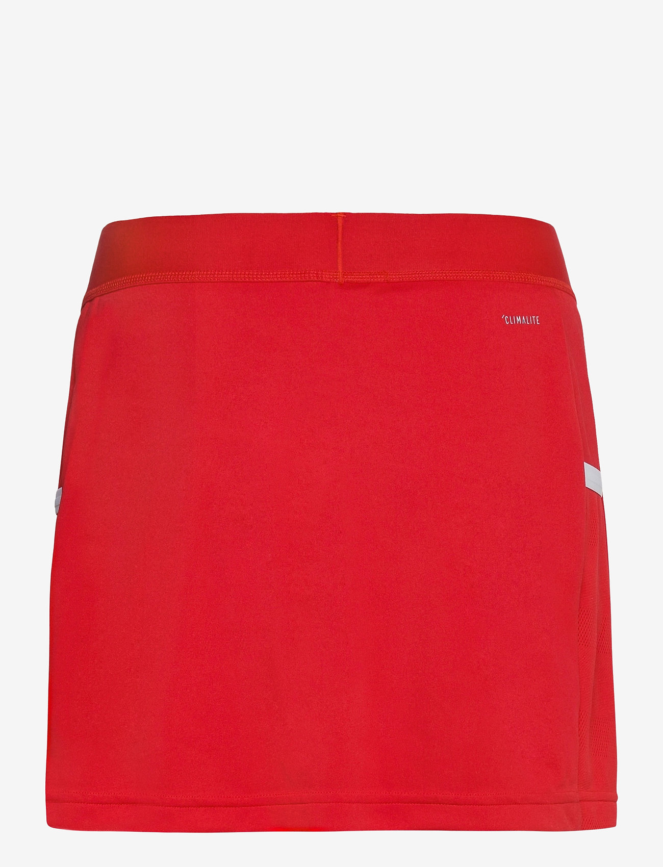 adidas Performance - Team 19 Skort W - rokjes - powred/white - 1