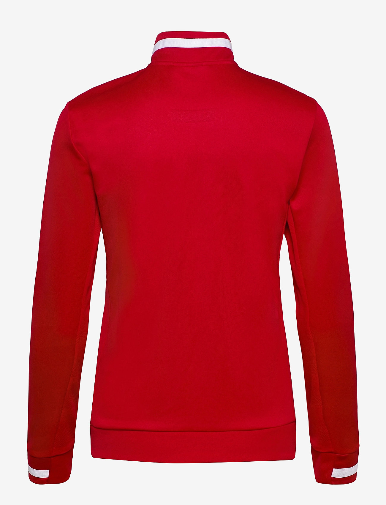 adidas Performance - Team 19 Track Jacket W - sweatshirts - powred/white - 1