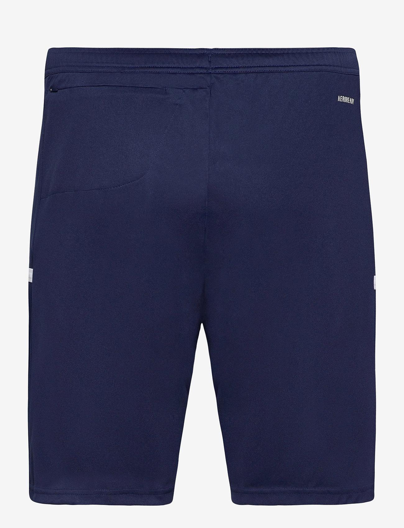 adidas Performance - Team 19 3-Pocket Shorts - treningsshorts - navblu/white - 1