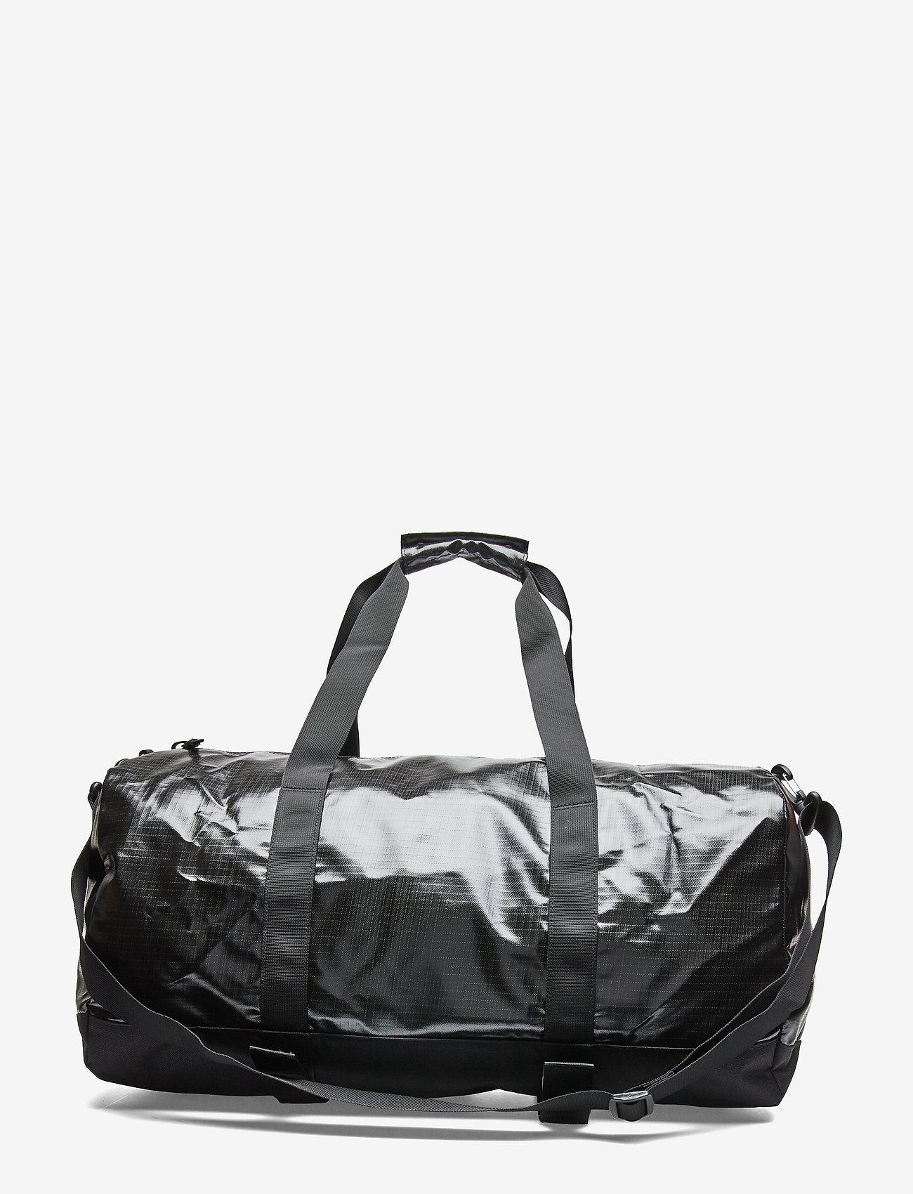 adidas Performance - NEWDUFFEL - sacs de sport - black/bgreen/hirblu/w - 0