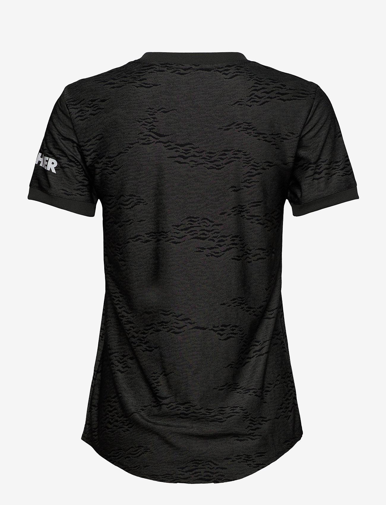 adidas Performance - MUFC A JSY W - football shirts - leggrn/black - 1