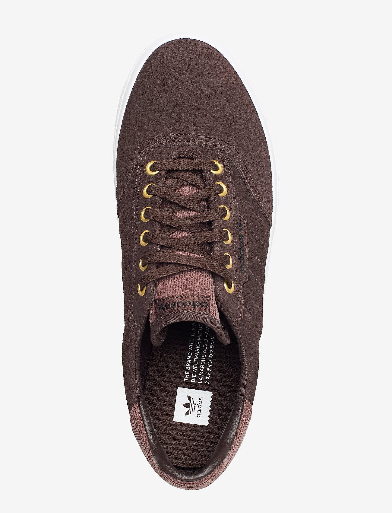 3mc (Brown/ftwwht/goldmt) (32.48 €) - adidas Performance 6nFWo
