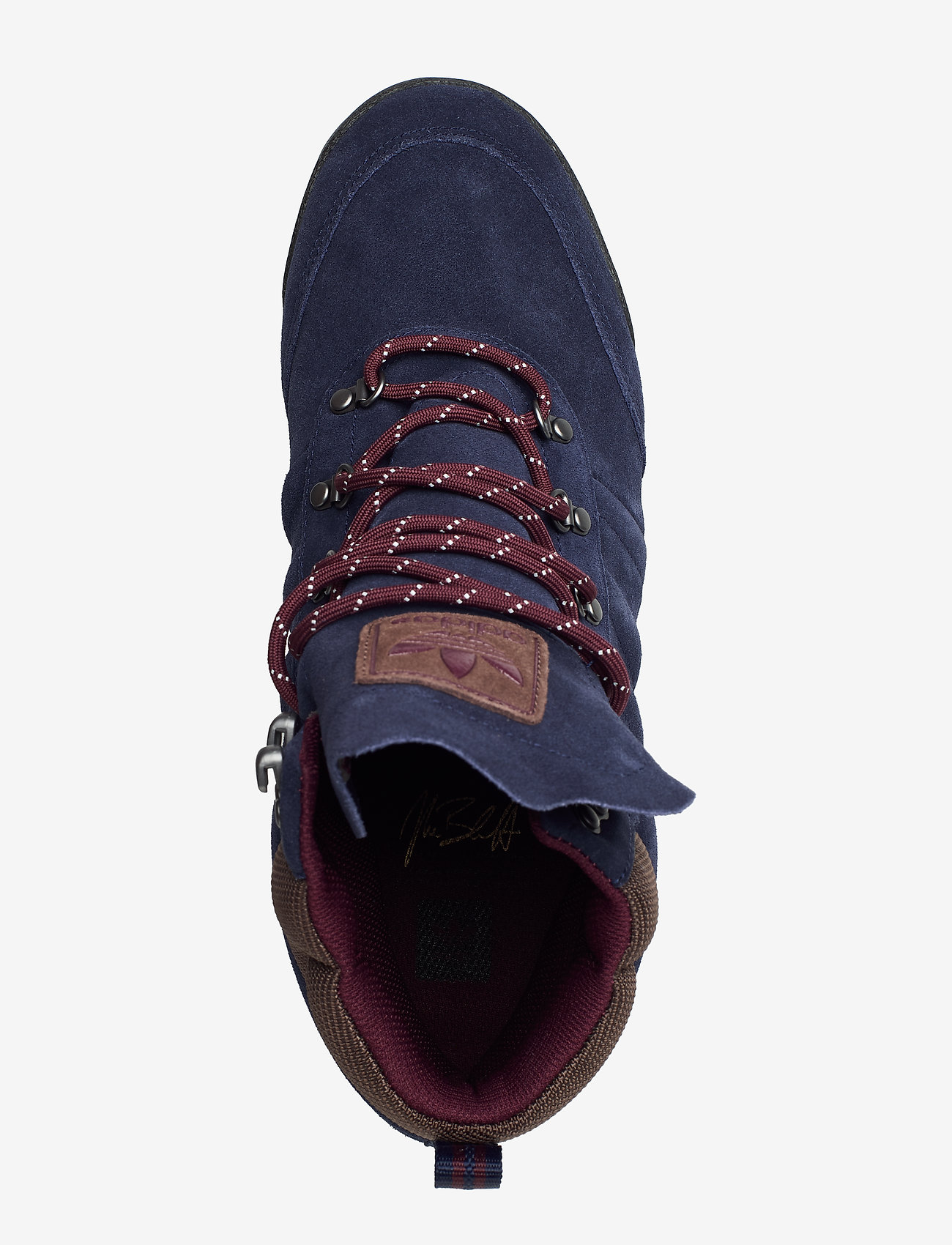 Jake Boot 2.0 (Conavy/maroon/brown) - adidas Performance