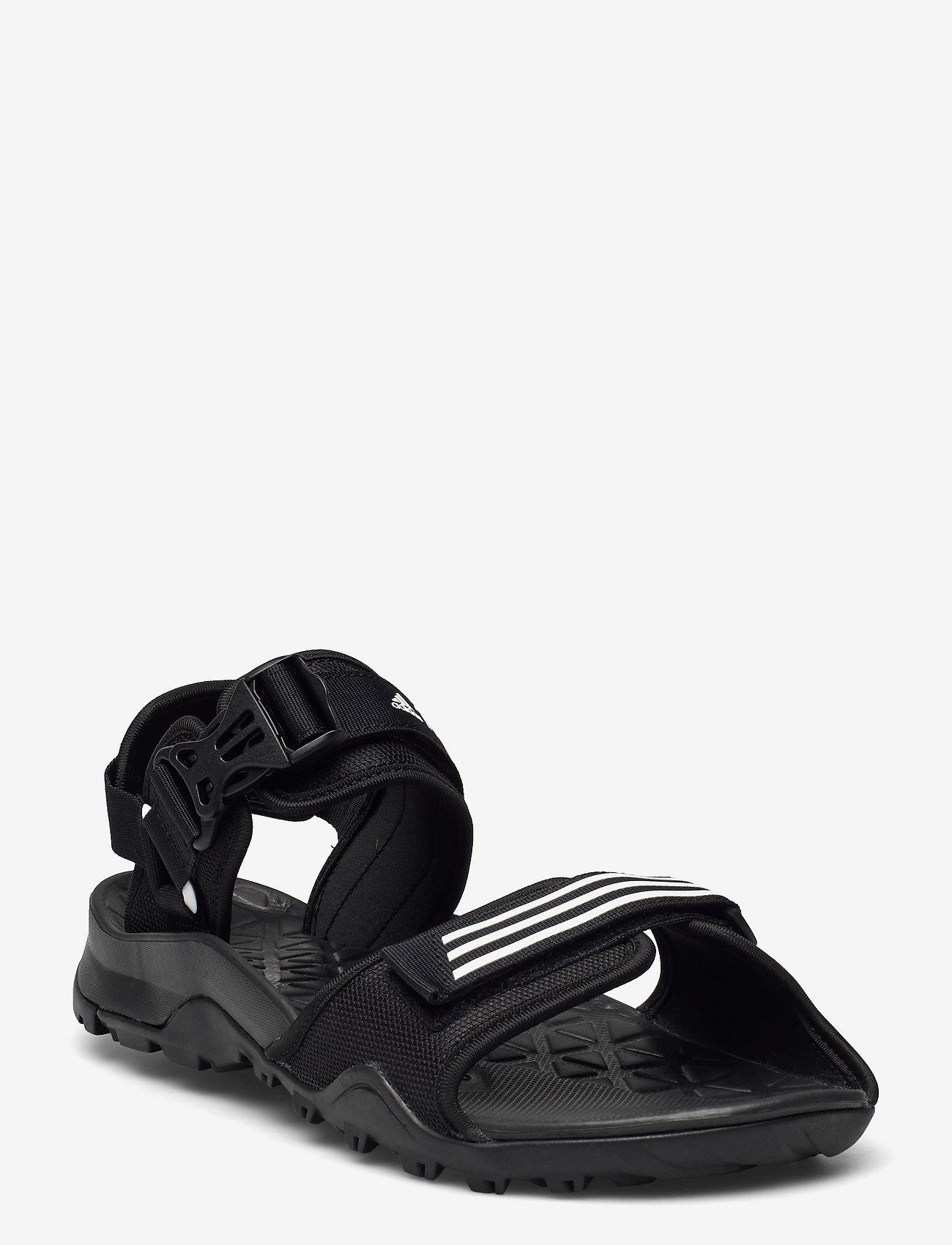 adidas Performance - Terrex Cyprex Ultra II DLX Sandals - vandringssandaler - cblack/ftwwht/cblack - 0