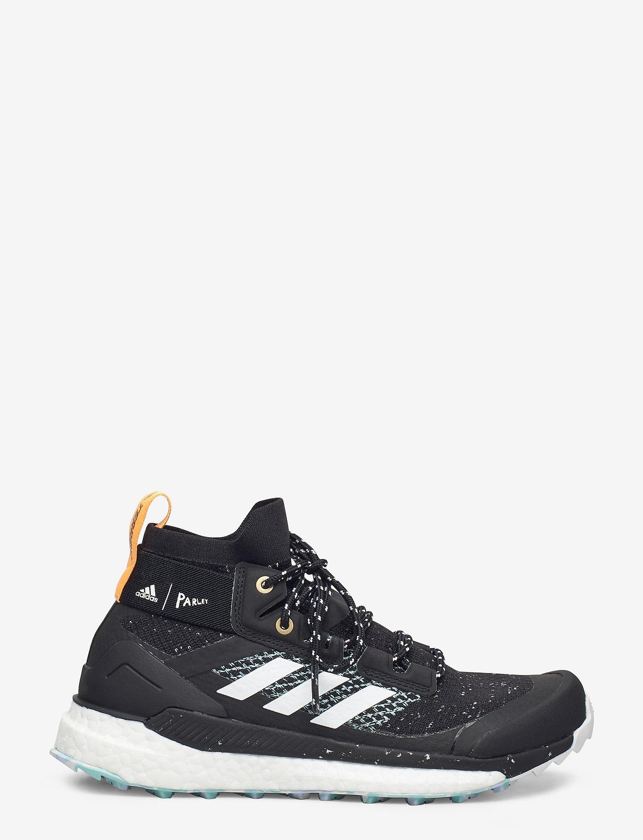 adidas Performance - Terrex Free Hiker Parley Hiking W - wanderschuhe - cblack/ftwwht/reagol - 1