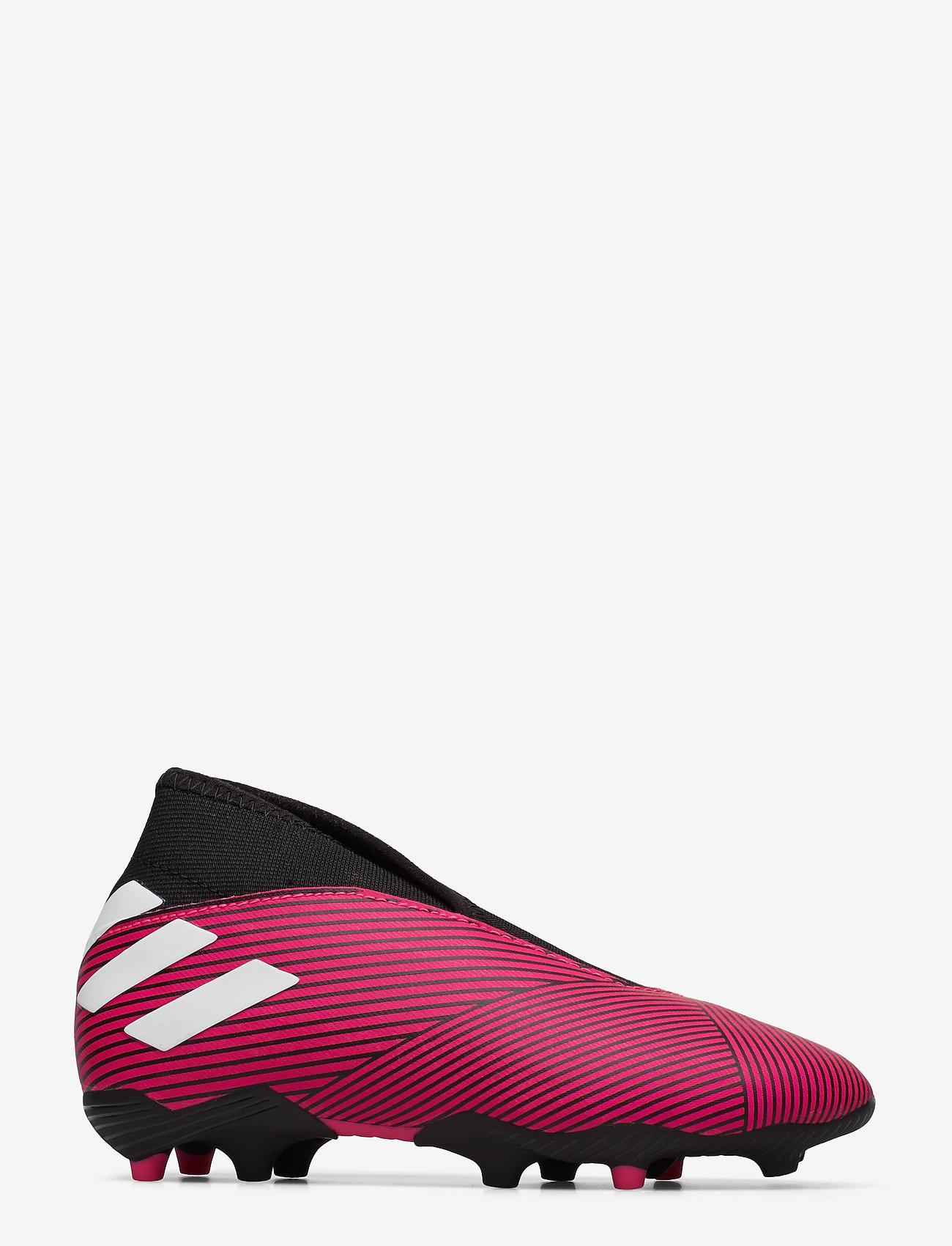 Adidas Performance Nemeziz 19.3 Ll Fg J - Sneakers Shopnk/ftwwht/cblack