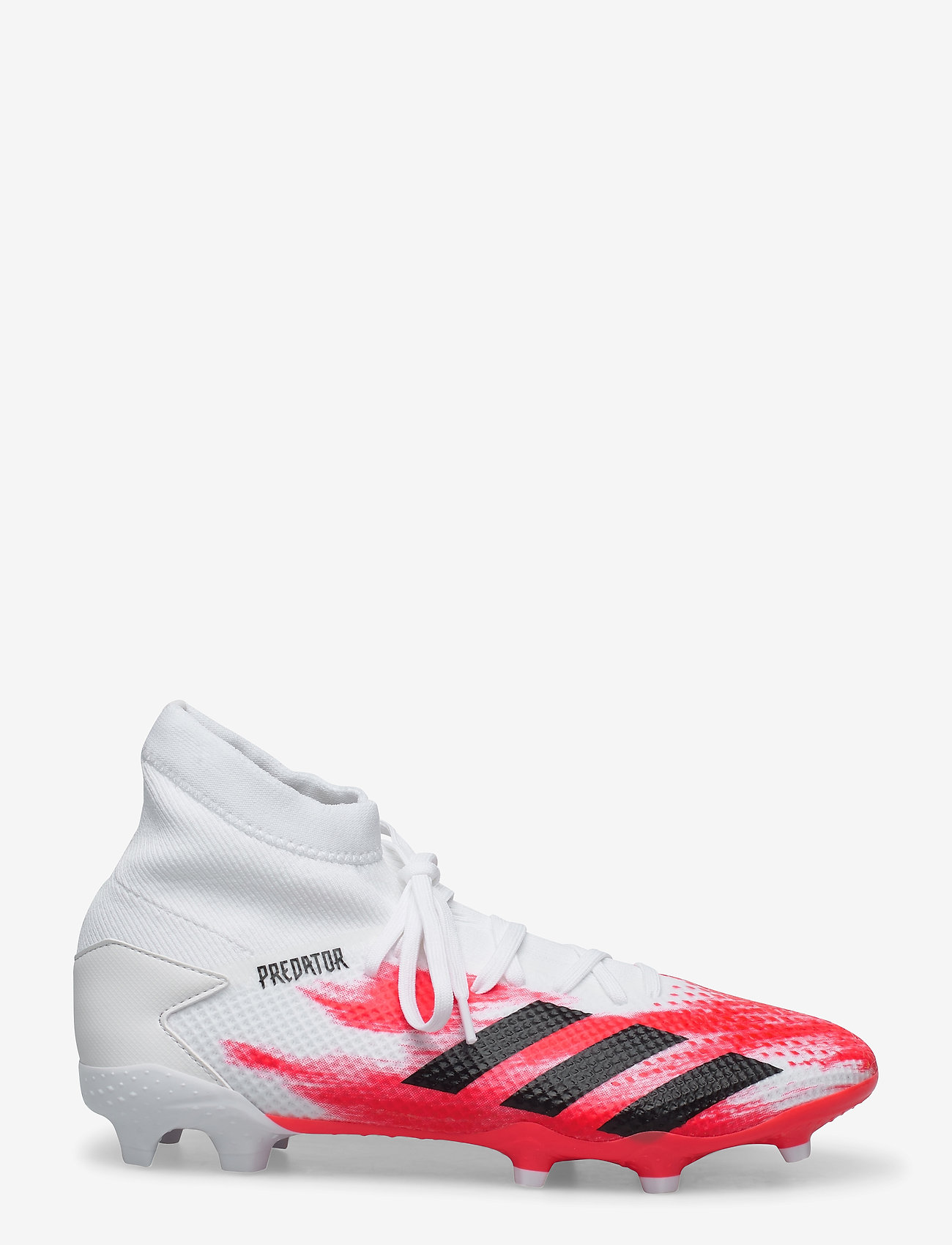 adidas Performance - PREDATOR 20.3 FG - fotbollsskor - ftwwht/cblack/pop - 1