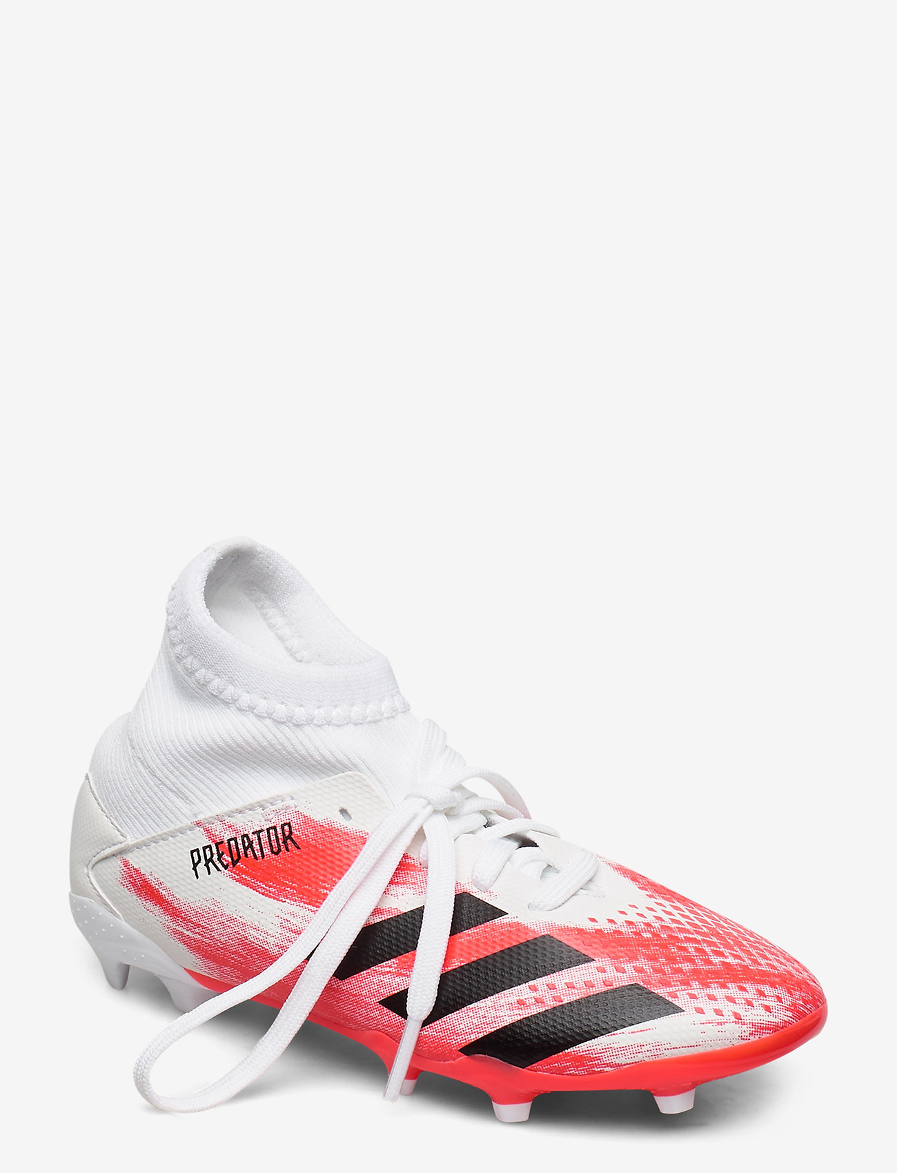 adidas Performance - PREDATOR 20.3 FG J - buty sportowe - ftwwht/cblack/pop - 0