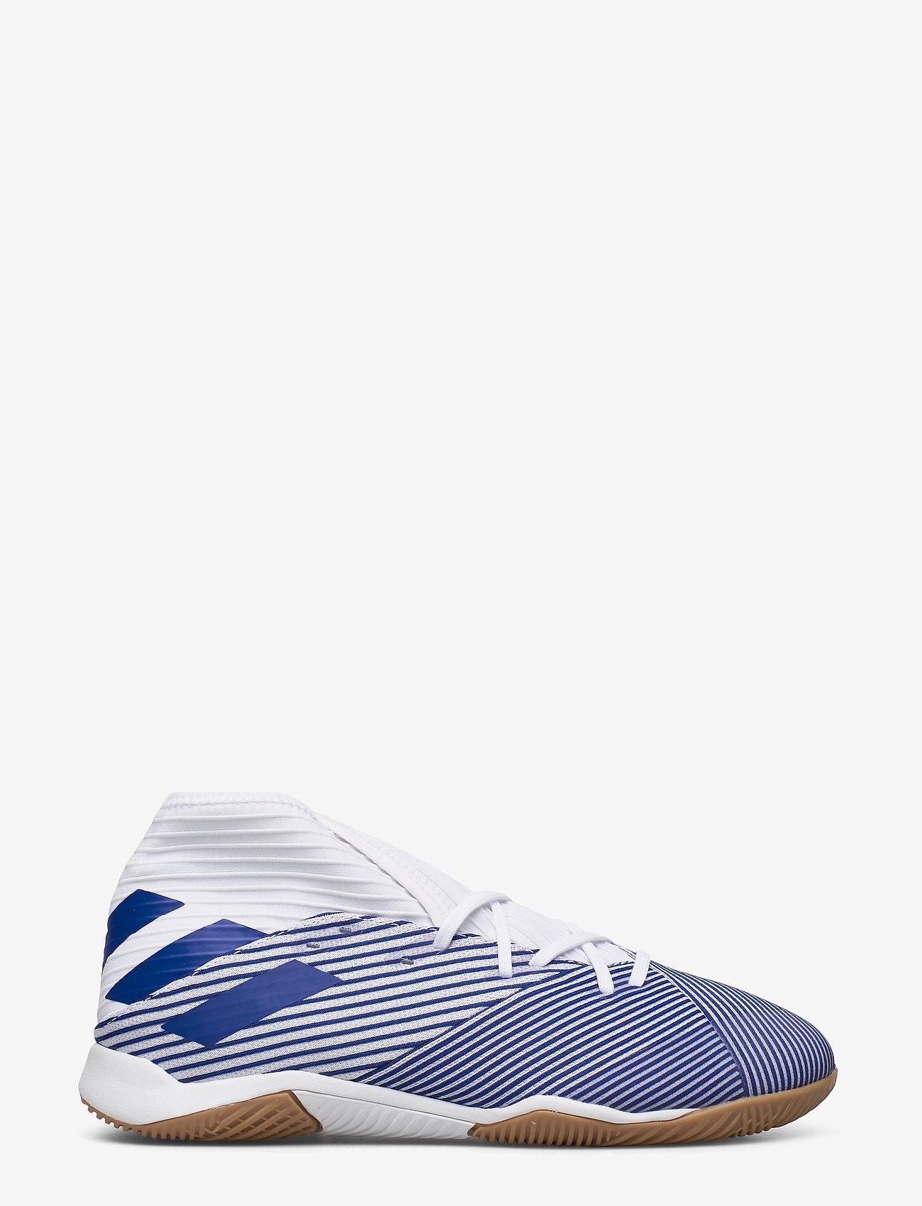 adidas Performance - NEMEZIZ 19.3 IN - jalkapallokengät - ftwwht/royblu/royblu - 1