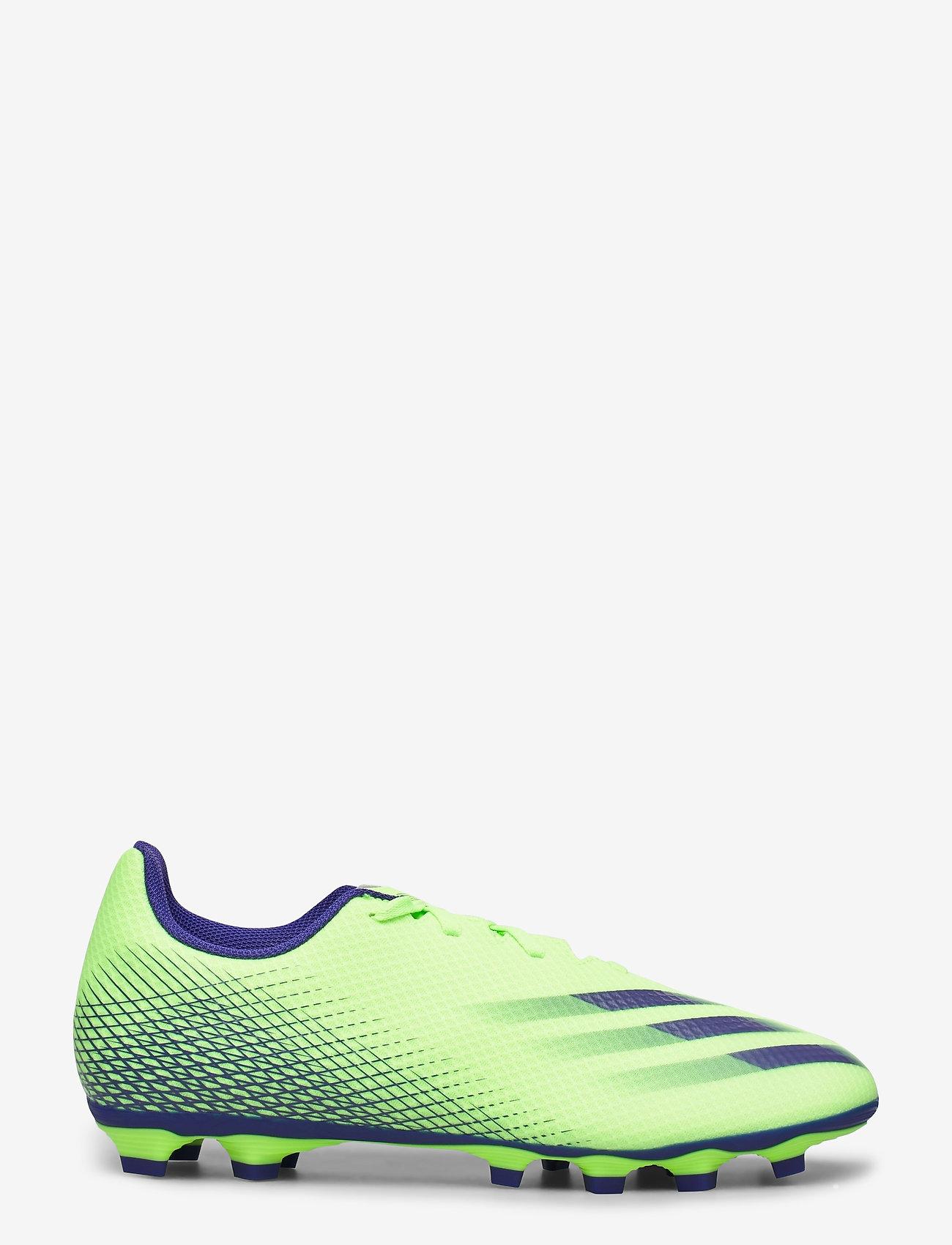 adidas Performance - X GHOSTED.4 FxG - fodboldsko - siggnr/eneink/siggnr - 1