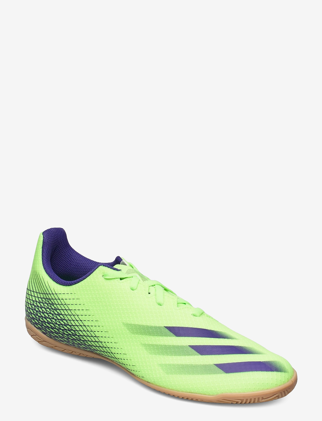adidas Performance - X GHOSTED.4 IN - fodboldsko - siggnr/eneink/siggnr - 0