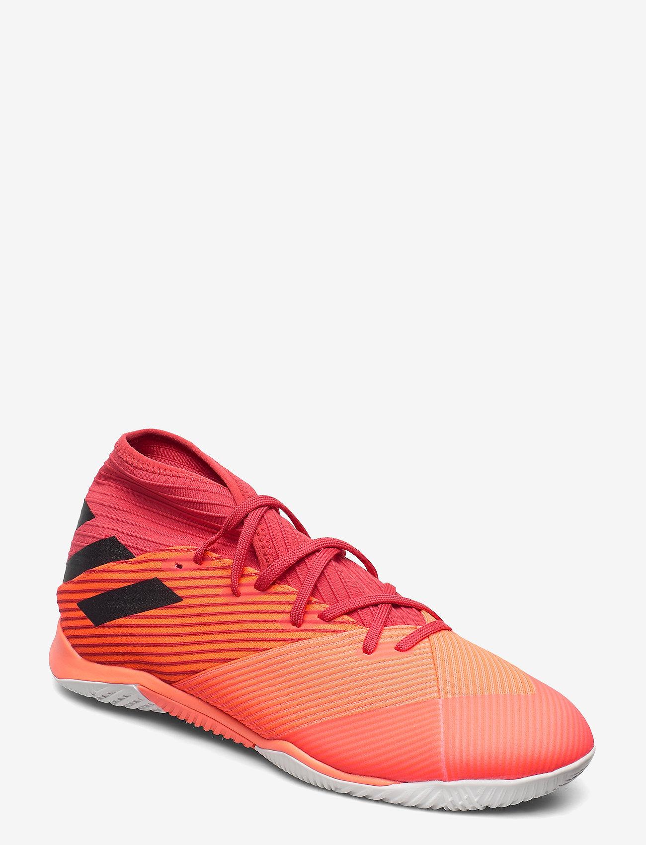 adidas Performance - NEMEZIZ 19.3 IN - fodboldsko - sigcor/cblack/glored - 0