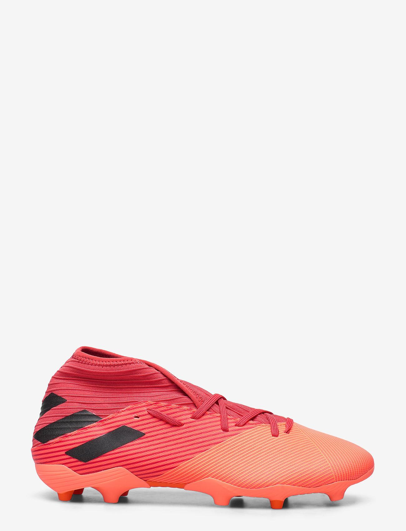 adidas Performance - NEMEZIZ 19.3 FG - fodboldsko - sigcor/cblack/glored - 1